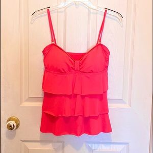 Never Worn Kenneth Cole Tankini SZ M